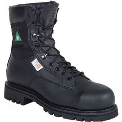 Canada West 34312 Waterproof Steel-Toe Lace Work Boots CSA Grade 1