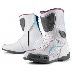 Icon Womens Overlord Boots White