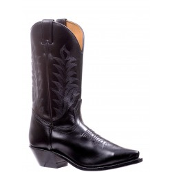 "Boulet 12"" Ladies Torino Calf Leather Sole Snip toe boot 7187"