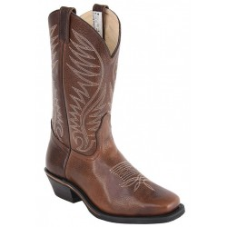 "Men's Canada West Arizona Cafe 12"" Westerns Style 5555"