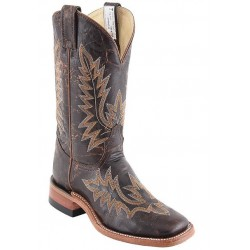 "Rock Valley Oak 11"" Canada West 4105 Ladies BRAHMA Ropers"