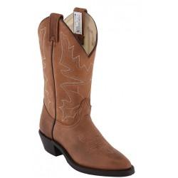 """Encino Roble Ladies 12"""" 3096 Canada West Westerns"""