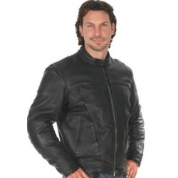 Men's Premium Leather Jacket