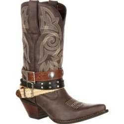 "Crush by Durango Women's DRD0123 12"" Women's Accessory Western Boot"