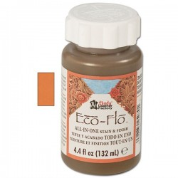 Eco-Flo All-In-One Stain & Finish 4.4 fl. oz. (132 ml) Desert Tan