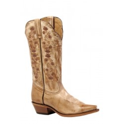 Rugged Country Ladies Snip toe 0831