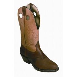 BOULET round toe bulls hide boot 2175