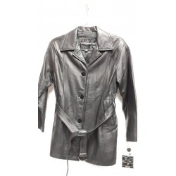 Ladies Lamb leather jacket TA652