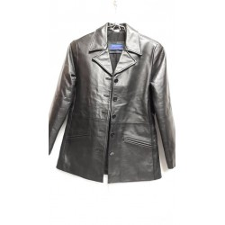 Ladies Montana Leather Jacket M502
