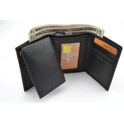 Mens Trifold wallet 14020