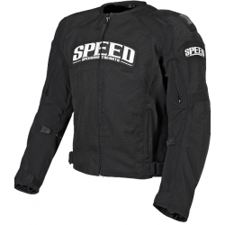 Speed & Strength Twist of Fate Textile Motorcycle Jacket - Black