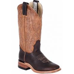 Canada West 4133 Brown Oiled Bullhide / Texano Brown Ladies' BRAHMA® Ropers