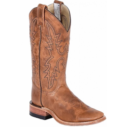 Canada West 4137 Texano Brown Ladies' BRAHMA® Ropers