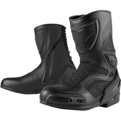 Icon Overlord Boot Black - Men