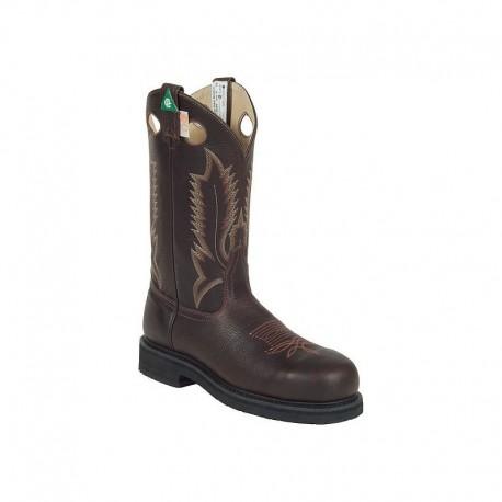 Canada West 5250 Steel-Toe Work Western Boots CSA Grade 1