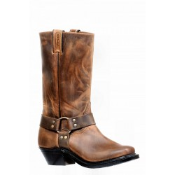 Boulet 8220 HillBilly Golden Vagabond Toe Motorcycle Boots