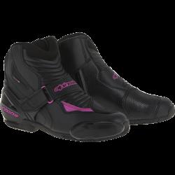 Stella Smx-1 R Boots Black/Pink