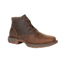 Men's Durango Red Dirt Rebel Square-Toe Chukka Boots