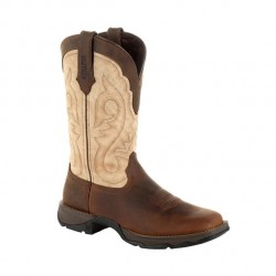 Lady Rebel by Durango Brown/Taupe Western Boots