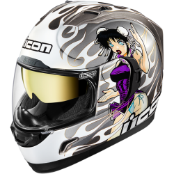 Alliance GT DL18 Helmet- ICON
