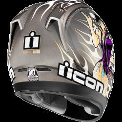 Alliance GT DL18 Helmet- ICON