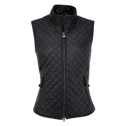 Outback's Womens Bunbury Leather Vest -29631