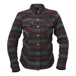 Speed and Strength Brat Women's Armored Flannel