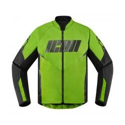 Missile Ignition Airflow Leather Jackets
