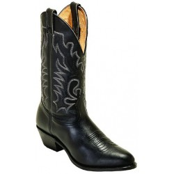 Boulet's-Challenger Medium Cowboy Toe Boot- 0064