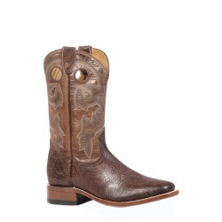 Boulet Mens Wide Square Toe Boot 8172