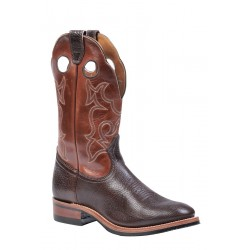Boulet Mens Full Round Toe Boot 8209
