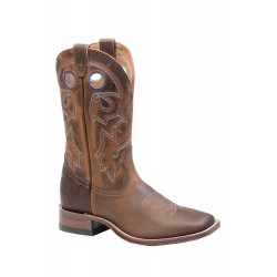 Boulet Mens Wide Square Toe Boot 9283