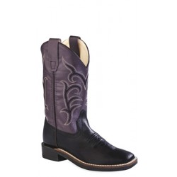 OLD WEST Ultra-Flex Broad Square Toe Boots -BSC1856