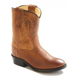 Old West 3129 Toddler's Western Boots - Tan Canyon